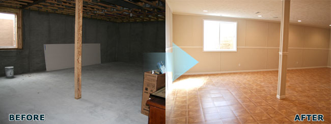 Portland Basement-Garage-Attic Conversion